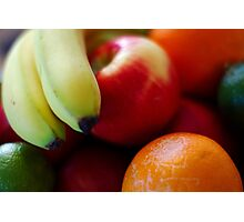 Fruit Photographic Print