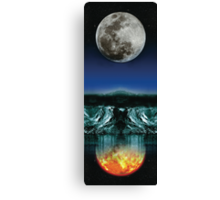 The Significance of Mirrors Canvas Print