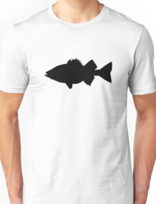 Perch Fish Unisex T-Shirt