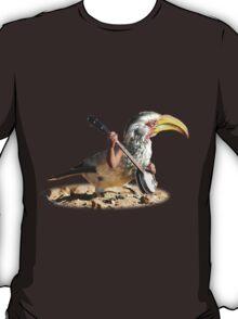 Grumpy Banjo Bird T-Shirt