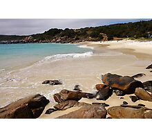 Little Boat Harbour Photographic Print