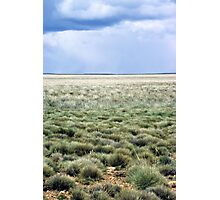 Plains Photographic Print