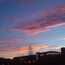 sheffield sky at night 2  by mbrookes81