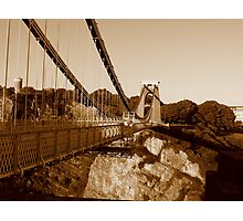 Bristol Bridging Photographic Print