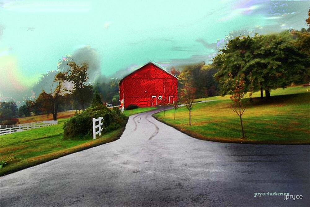 Barn by jpryce