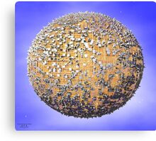 SFK: A Hundred Tools Within One Binary. (Gold Edition) Canvas Print