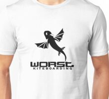 Worst Kiteboarding Unisex T-Shirt