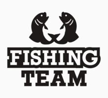 Fishing team Kids Clothes