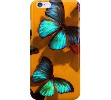 Iridescent Butterflies iPhone Case/Skin