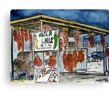 Hatch Chili New Mexico Canvas Print