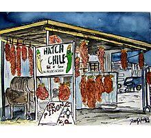 Hatch Chili New Mexico Photographic Print