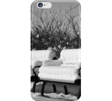 Snow Cushions iPhone Case/Skin