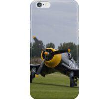 fg-1d corsir landing at shoreham  iPhone Case/Skin