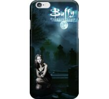 Cemetery  iPhone Case/Skin