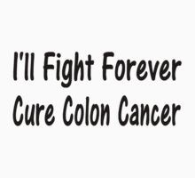 Colon Cancer Kids Clothes