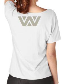 Aaron Weyland Alien 3 (Back) Women's Relaxed Fit T-Shirt