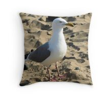 My Dinner Guest #2 Throw Pillow