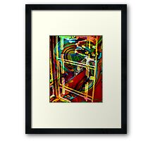 Foolish Conniving Framed Print