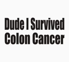 Colon Cancer One Piece - Long Sleeve