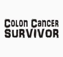 Colon Cancer Kids Tee