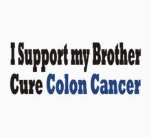 Colon Cancercancer, health, disease, sucks, support, awareness, raise, colon, butt, colon cancer, poop,  Kids Tee