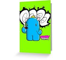 Smoker Greeting Card