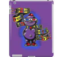 Doctor Jelly Baby iPad Case/Skin