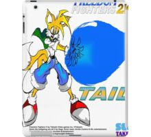Freedom Fighter 2K3 Tails iPad Case/Skin