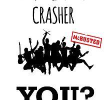 I'm A Galaxy Crasher, You? by Tabby-Ninja558