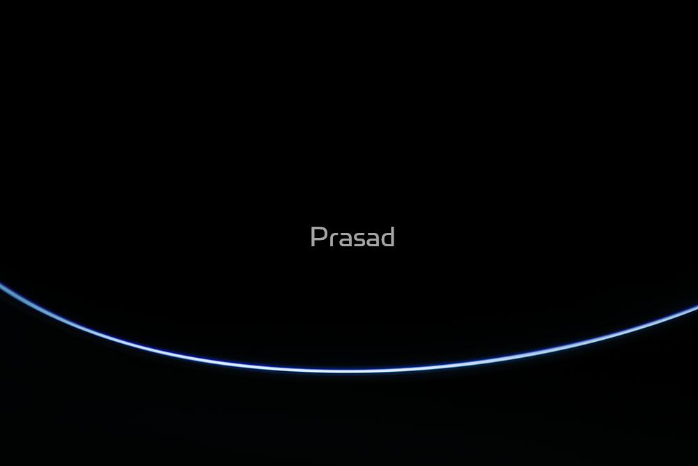 Music of Silence by Prasad