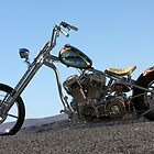Children's Hospital Chopper  Zachy's Custom Rods by IanPharesPhoto