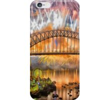 What a Blast - Sydney New Years Day 2015 # 3 iPhone Case/Skin