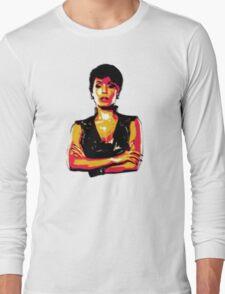 Fish Mooney Long Sleeve T-Shirt