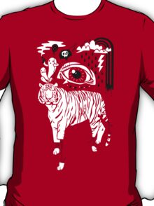 Mind's Eye Of The Tiger T-Shirt