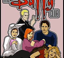 The Buffy Club by Anna Welker
