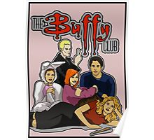 The Buffy Club Poster