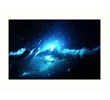 Nebula Dream - Laptop Skins Art Print