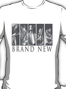 Brand New - Members T-Shirt