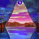 Pyramid Visions by Steve Davis