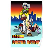 Paging Doctor Detroit Poster