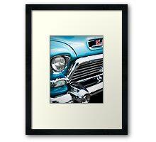 '57 GMC Truck Framed Print