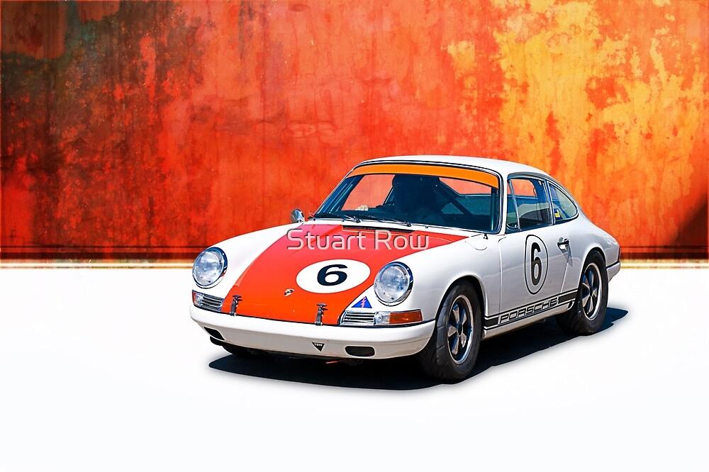 1968 Porsche 911 by Stuart Row