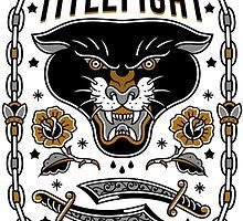 Title Fight - Panther by FoolishSamurai