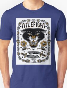 Title Fight - Panther T-Shirt