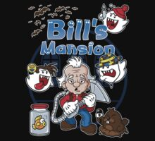 Bill's Mansion Kids Clothes