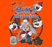 Bill's Mansion Kids Clothes