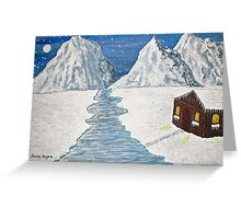 It's Cold Out There Greeting Card
