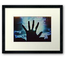 6436 Framed Print