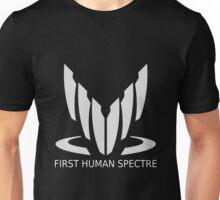 First Human Spectre Unisex T-Shirt