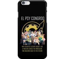 Steins;Gate Psy Congroo iPhone Case/Skin